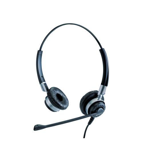 ipn Emotion H750 binaural, schnurgebundenes Headset, NC
