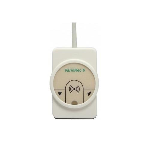 Variorec 6 Multi Funkempfänger 869 MHz HospiCall P3/P7 RJ45
