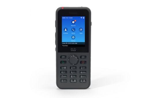 Cisco IP Phone 8821 inklusive Ladeschale