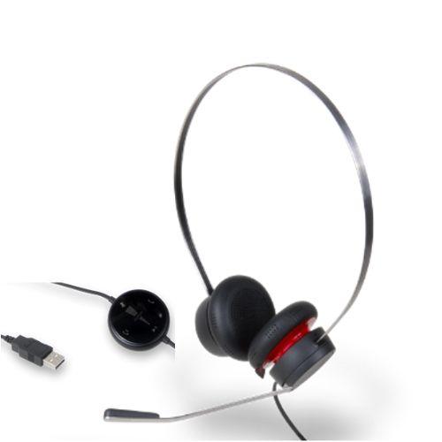Avaya L159 Headset Binaural, Schnurgebunden für Avaya Vantage Serie und Soft Clients