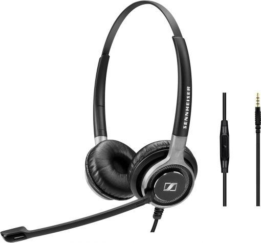 Sennheiser SC 665 Schnurgebundenes binaurales UC-Headset