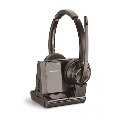 Plantronics Savi 8220 Headset binaural mit ANC
