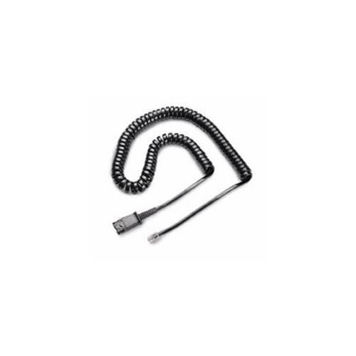 Plantronics Anschlusskabel an VistaPlus DM15E für H-Headsets, nur für 4-PIN-QD