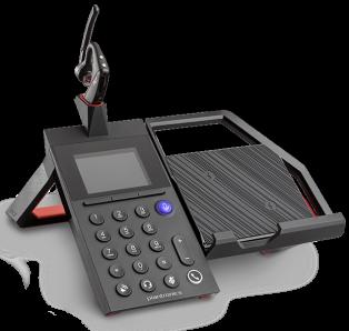 Plantronics Poly ELARA 60 WS für Voyager 5200 (inkl. Headset)