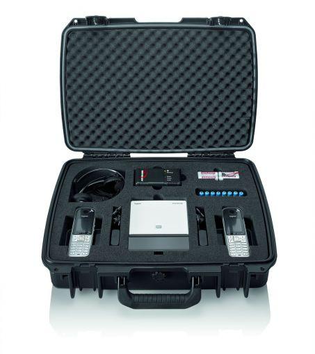 Gigaset N720 SPK PRO DECT Messkoffer