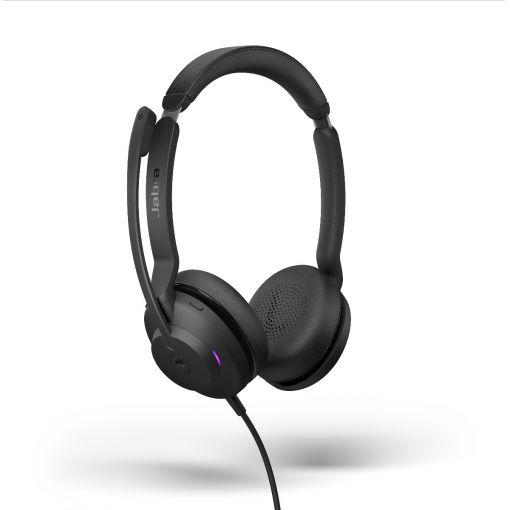 Jabra Evolve2 30 Stereo MS USB-A Headset