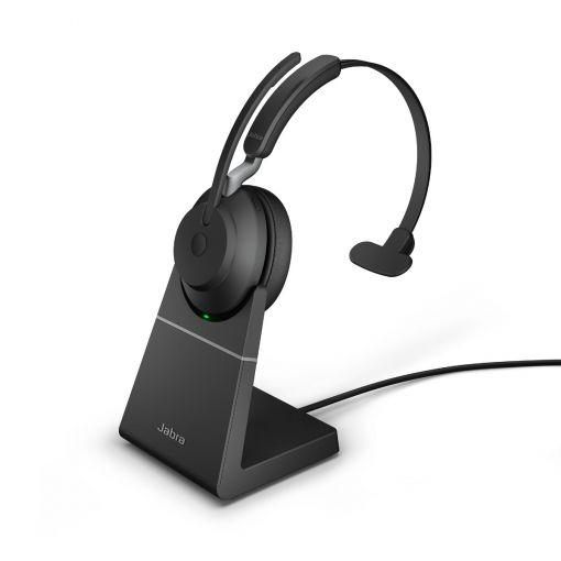 Headset Jabra Evolve2 65 mit Ladestation