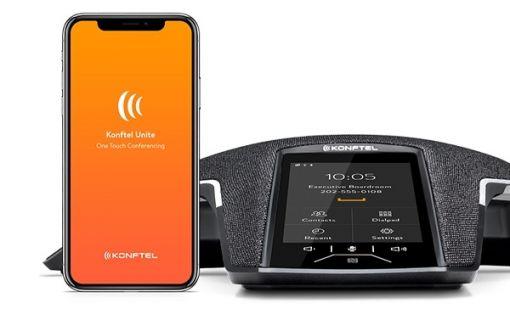 Konftel 800 - Konferenztelefon - Smartphone APP