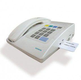 Siemens Patiententelefone Chipset 2,Chipset 4 - Reparaturpauschale