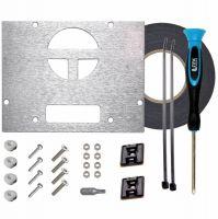 Einbau Kit für L-TEK Steel Türsprechstellen