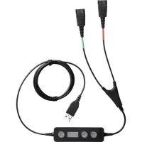 JABRA LINK™265 Trainingskabel, Schulungskabel USB auf 2x QD