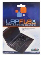 Tastaturschutz Folie Lapflex L für Notebooks von 15.4Zoll bis 16 Zoll