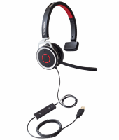 freeVoice Space FSP440UCM monaural USB-A Headset, schnurgebunden