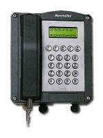 FHF ResisTel IP2 Telefon wetterfest, schwarz