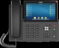 Fanvil X7 Touch Screen Enterprise SIP Telefon schwarz