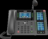 Fanvil X210i Paging Console SIP Telefon schwarz