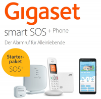 Gigaset smart care SOS + Phone, weiß