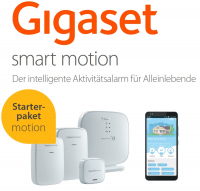 Gigaset smart motion Pack, weiß