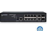 LANCOM GS-2310P+ Managed Layer-2-PoE Switch mit 10 Ports