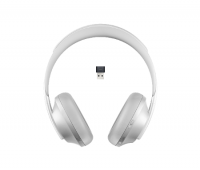 Bose 700 UC  Bluetooth Headset mit USB Dongle, silber