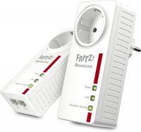 AVM FRITZ!Powerline 1220E Set 1200 MBit 2er Kit (2x LAN)