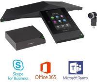 Polycom RealPresence Trio 8500 - Collaboration Kit - VoIP-Konferenztelefon - Bluetooth-Schnittstelle