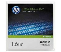 HP LTO Ultrium-4 Cartridge 800/1.6TB