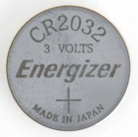 Varta Knopfzelle Lithium CR 2032 3 V, 230mAh