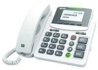 tiptel 3220XL IP-Telefon mit Notruftaste