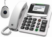 tiptel 3220XLR IP-Telefon mit Notrufsender