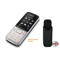 OpenScape DECT Phone SL5 Mobilteil incl. kostenloser Telefontasche - Nachfolger des SL4