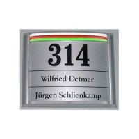 Avaya SeCom DIN-Türschild-SigLED (3-Farb)