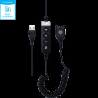 Sennheiser USB Adapter Easy Disconnect USB-ED CC 01 MS