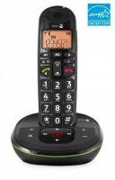 Doro PhoneEasy 100w schwarz, schnurloses DECT-Telefon