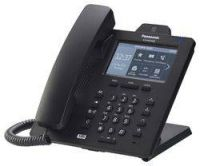 Panasonic KX-HDV430NE SIP Telefon, schwarz