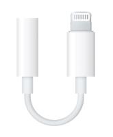 Apple Adapter Lightning auf 3,5mm Klinke white