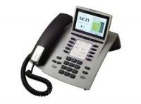 AGFEO Systemtelefon ST45 AB silber