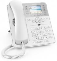 SNOM D735 Weiss Schnurgebundenes IP Tischtelefon