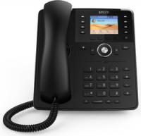 snom D735 IP Telefon schwarz