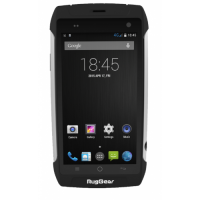 i.safe RugGear RG730 Set Mobiltelefon mit Touchscreen