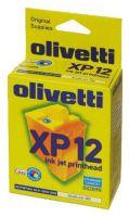 Olivetti Druckkopf  XP12   3-farbig