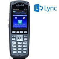 Spectralink 8453 Black Lync