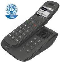 Telekom Speedphone 31 Schnurlostelefon mit Basis und Anrufbeantworter
