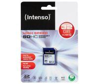 INTENSO SDHC-Card 32 GB Class 10