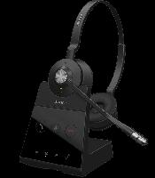 Jabra Engage 65 Stereo Dect-Headset mit Ladestation