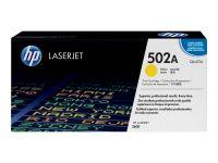 HP 502A - Gelb - Original - LaserJet - Tonerpatrone (Q6472A)