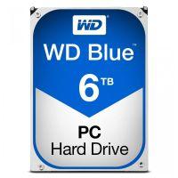 Western Digital SATA Festplatte 6TB WD WD60EZRZ Blue 5400RPM 64MB