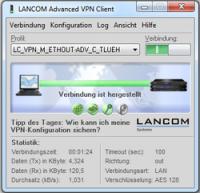 LANCOM Advanced VPN Client MAC