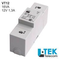L-TEK Klingeltrafo VT12, 16VA