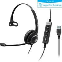 Sennheiser SC 230 USB MS II Monaurales Headset